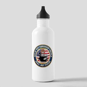 CVN-72 USS Abraham Lin Stainless Water Bottle 1.0L