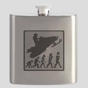 EVOLVE RIDERS Flask
