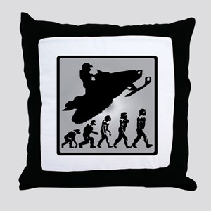EVOLVE RIDERS Throw Pillow