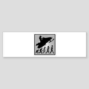 EVOLVE RIDERS Bumper Sticker