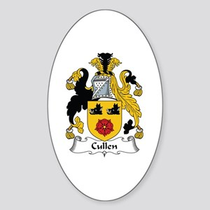 Cullen Oval Sticker