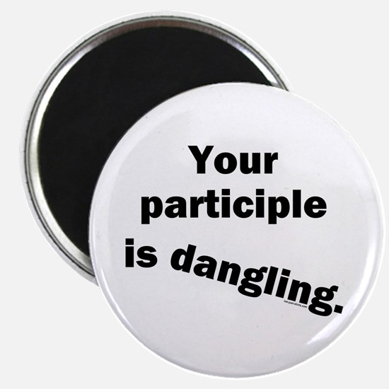 Dangling Participle Magnet