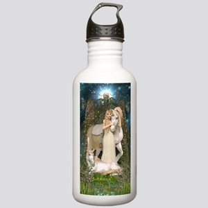 Princess of Unicorns Stainless Water Bottle 1.0L