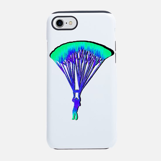 COLORFUL WAVES iPhone 7 Tough Case