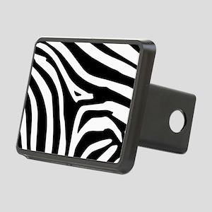 Zebra Hitch Cover