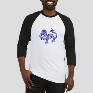 Dragon Blue by designeffects Baseball Jersey