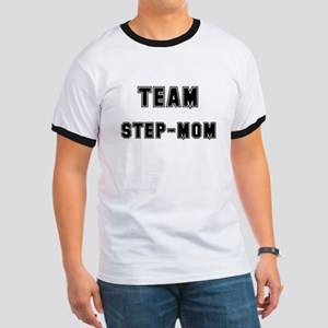 TEAM STEP-MOM Ringer T