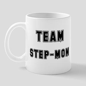 TEAM STEP-MOM Mug