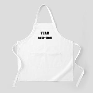TEAM STEP-MOM BBQ Apron