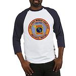 USS JAMES MONROE Baseball Jersey
