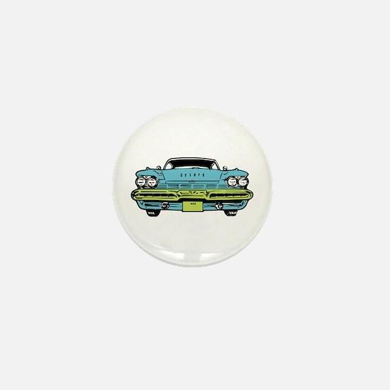 American Classic Mini Button