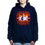 USS MEMPHIS Women's Hooded Sweatshirt