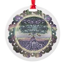 Serentiy and Peace Ornament