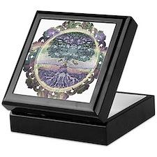 Serentiy and Peace Keepsake Box