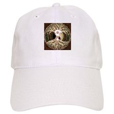 Yin Yang Mandala Baseball Cap
