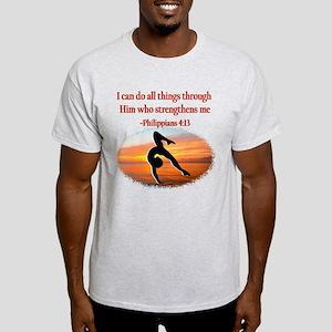 GYMNAST PHILIPPIANS Light T-Shirt