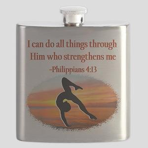 GYMNAST PHILIPPIANS Flask