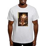 The Queen's Ruby Cavalier Light T-Shirt