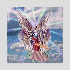 Angel of God Queen Duvet