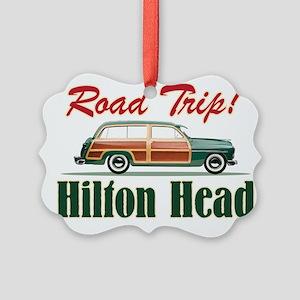 RoadTripHiltonHead Ornament