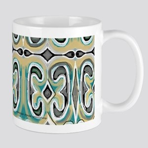 Adinkra Pattern Mugs