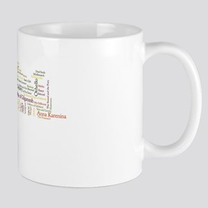 Literature's Best Books Mug