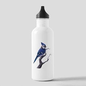 Blue Jay bird Stainless Water Bottle 1.0L