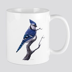 Blue Jay bird Mug