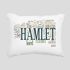 HAMLET! Rectangular Canvas Pillow