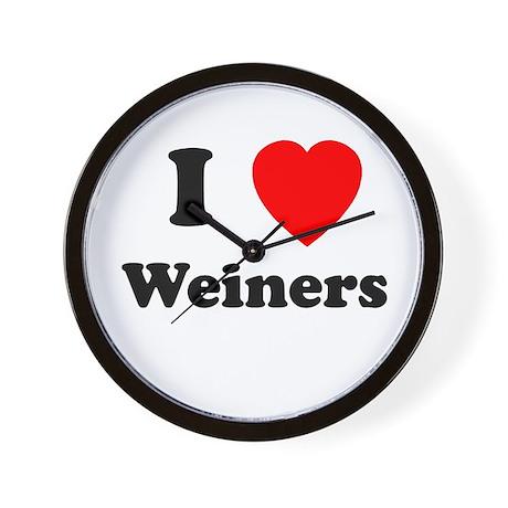 Weiners Wall Clock