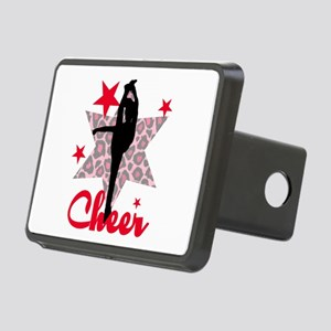 Red Cheerleader Hitch Cover
