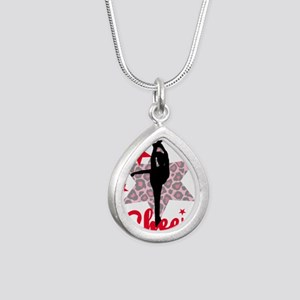 Red Cheerleader Necklaces