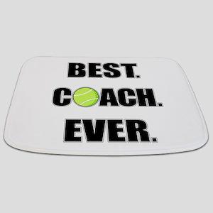 Best Coach Ever Tennis Bathmat