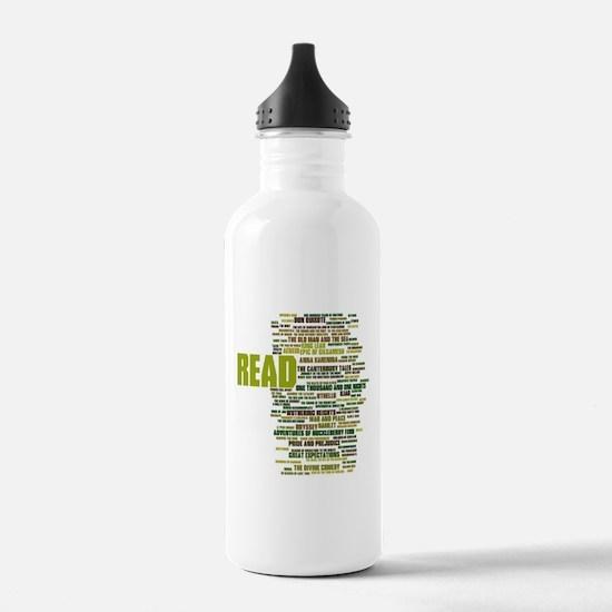 Cute Tom sawyer Water Bottle