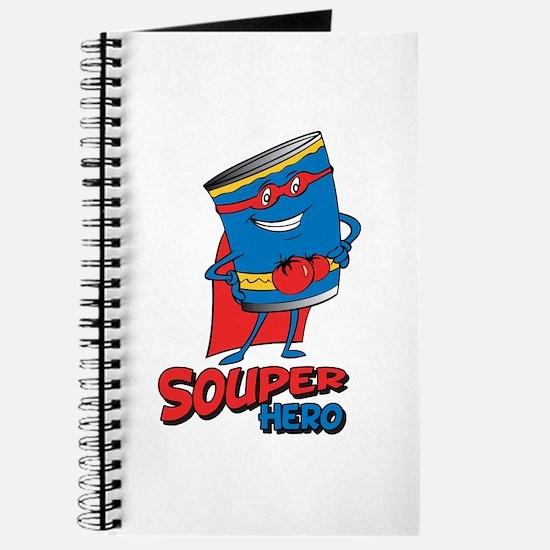 souper hero Journal