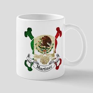 Martinez Skull Mug