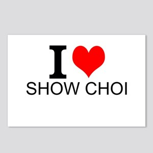 I Love Show Choir Postcards (Package of 8)
