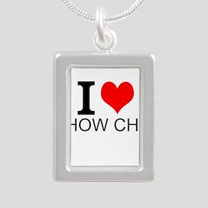 I Love Show Choir Necklaces