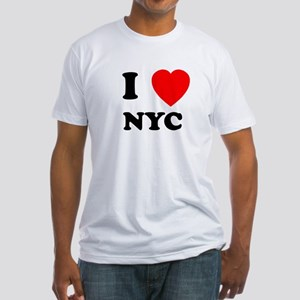 NYC Fitted T-Shirt