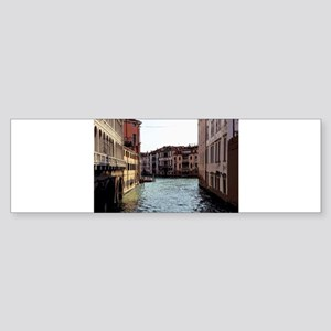 The Canals of Venice Bumper Sticker