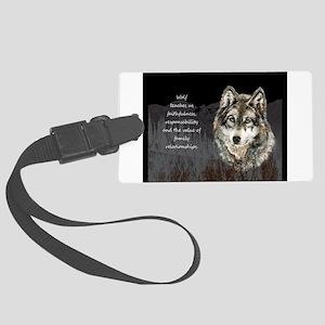 Wolf Totem Animal Spirit Guide for Inspiration Lar