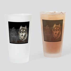 Wolf Totem Animal Spirit Guide for Inspiration Dri