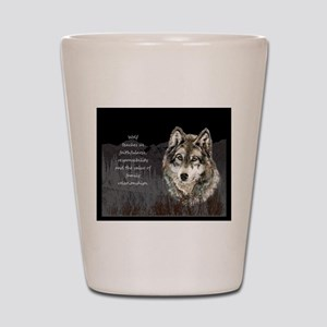 Wolf Totem Animal Spirit Guide for Inspiration Sho