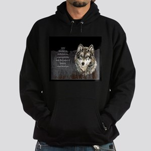 Wolf Totem Animal Spirit Guide for Inspiration Hoo
