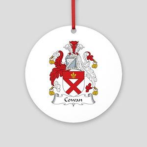 Cowan Ornament (Round)