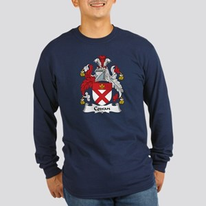 Cowan Long Sleeve Dark T-Shirt
