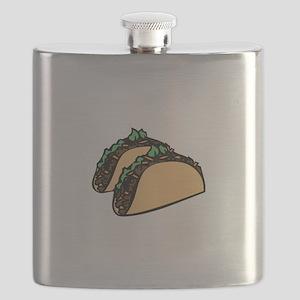 Taco Time Flask