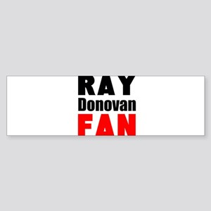 Ray Donovan Fan Bumper Sticker