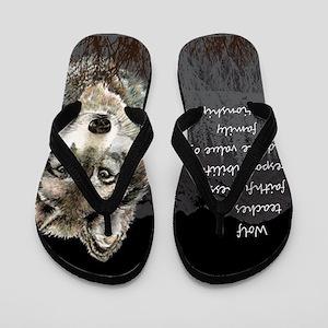 Wolf Totem Animal Spirit Guide for Inspiration Fli