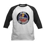USS MEREDITH Kids Baseball Jersey